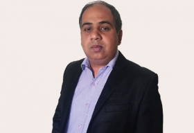 Manu Sharma, Director Information Technology & Corporate Security, OnMobile GLobal Limited
